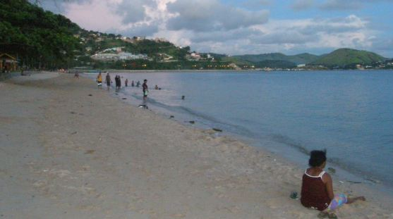 Ella Beach Port Moresby PNG